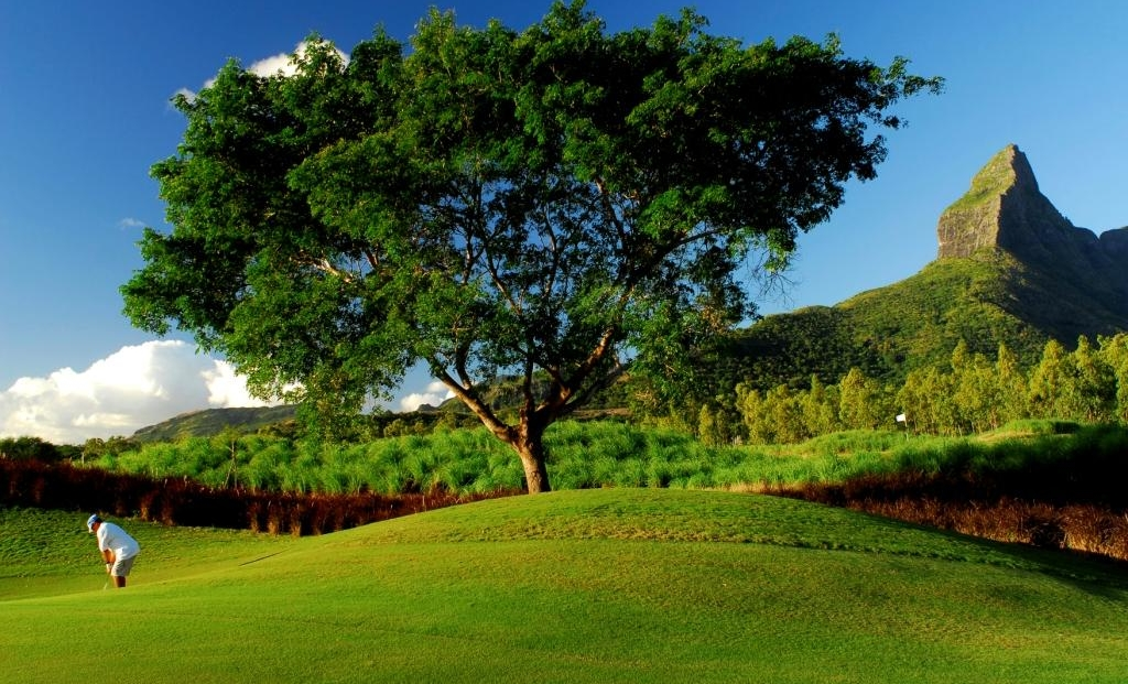 Tamarina - Golfbaan