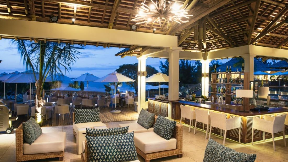 Zilwa Attitude - Lounge, bar en restaurant