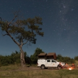 Nieuwsbrief Out in Africa - Blije berichten, prachtige foto's van klanten, kamperen onder de sterren