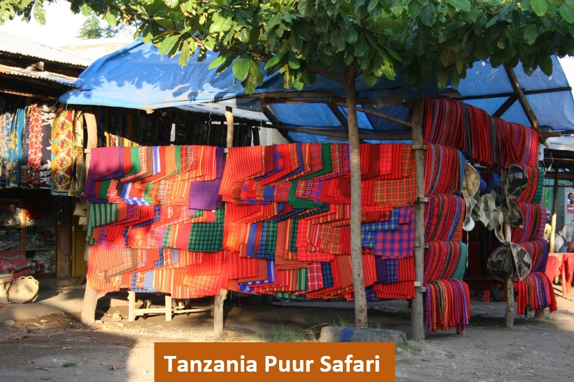 Voorbeelreis Tanzania puur safari - Out in Africa