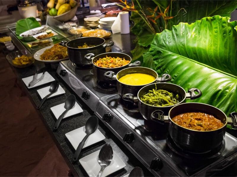 Rondreizen Seychellen - Kleurrijke gerechten op de Seychellen