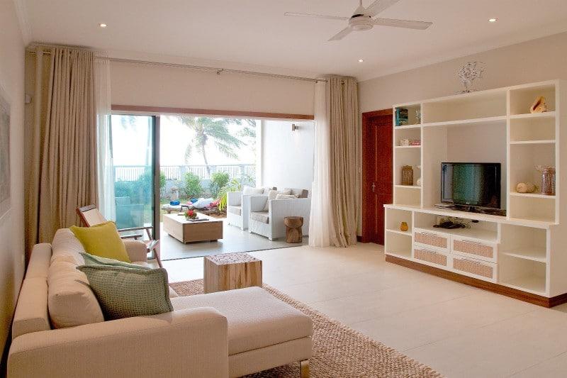 Op vakantie naar de Seychellen, dit zijn de mogelijkheden - appartement,Beau Vallon, Mahe, Seychellen, Afrika