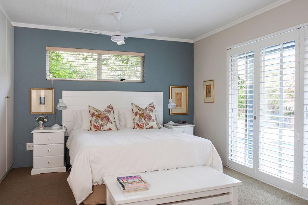 Fernkloof Lodge - slaapkamer