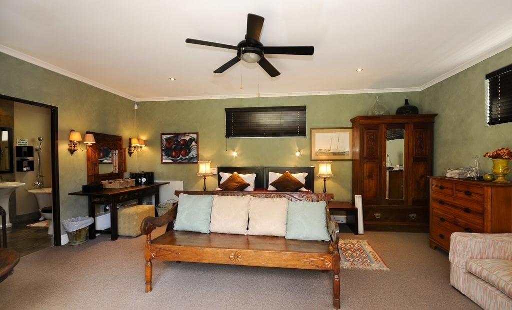 Forest Hall - slaapkamer