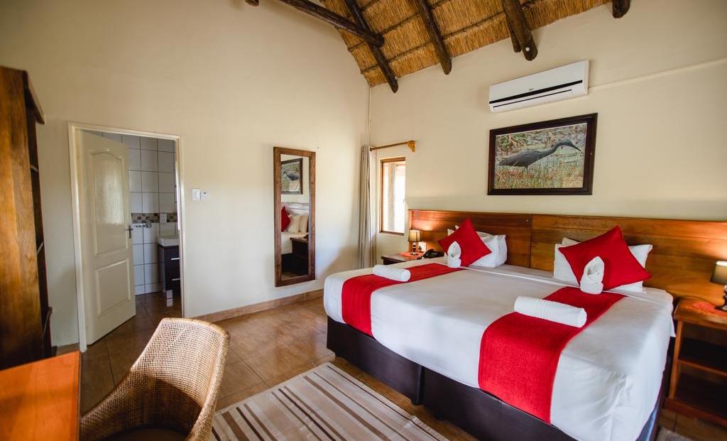 Mochaba Crossing - Ruime en-suite kamers