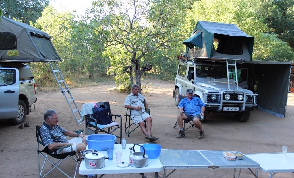 Molema Bush Camp - Kamperen