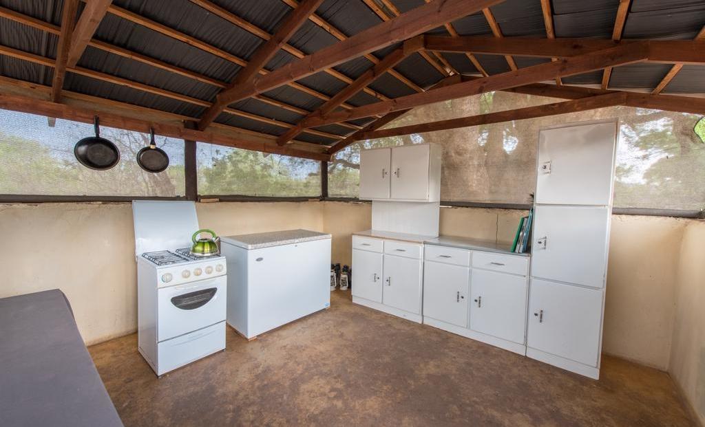 Molema Bush Camp - Gemeenschappelijke keuken