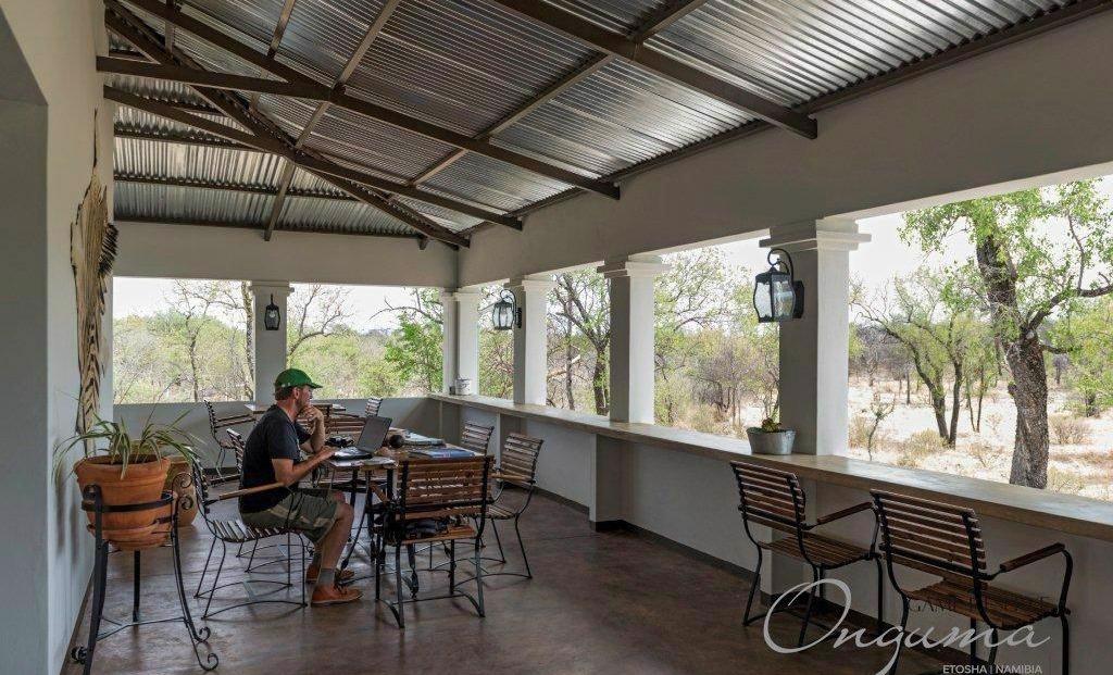 Onguma Campsite - restaurant