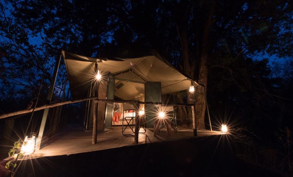 Serolo Safari Camp - Sfeervolle en-suite safari tent