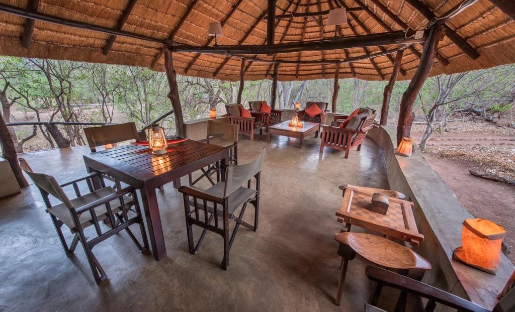 Serolo Safari Camp - Lounge