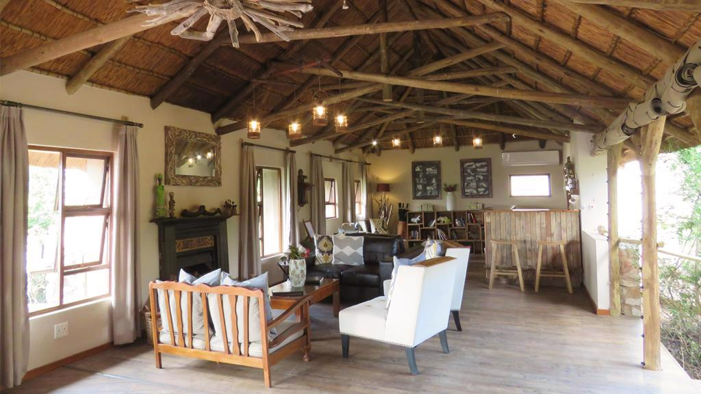 Woodbury Tented Camp - lounge