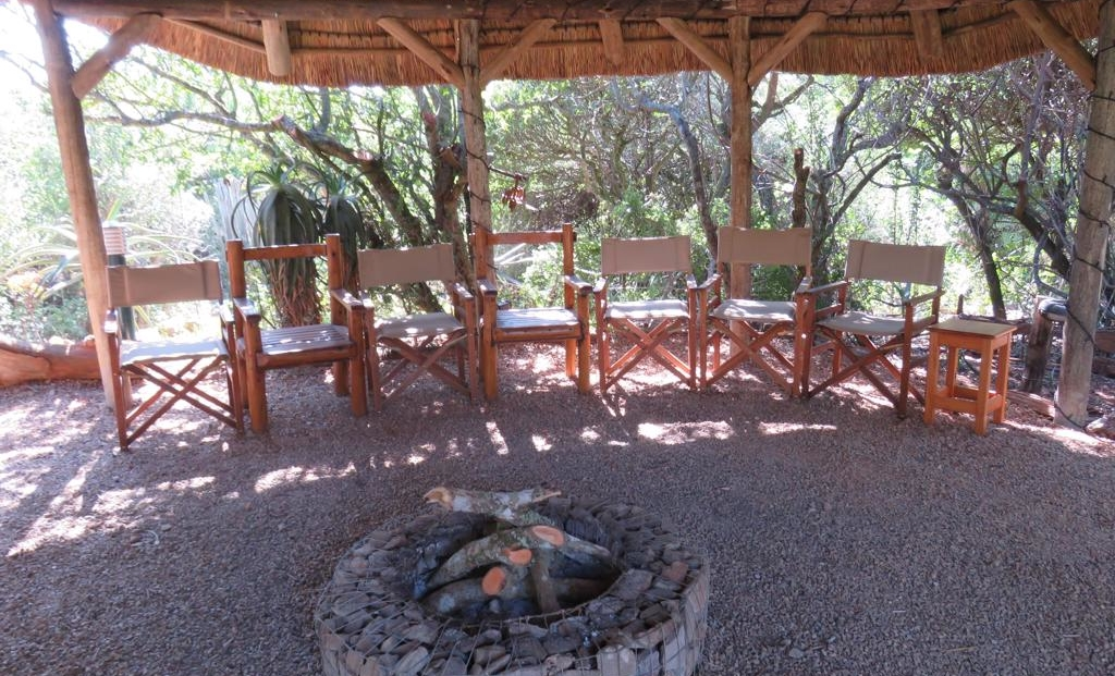 Woodbury Tented Camp - boma