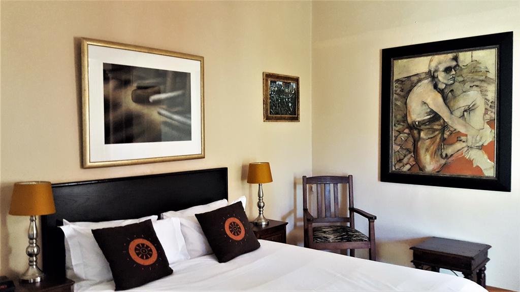 African Roots - slaapkamer