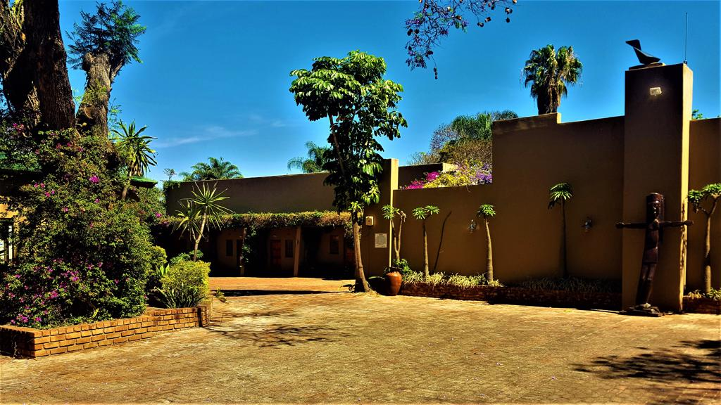 African Roots - tuin