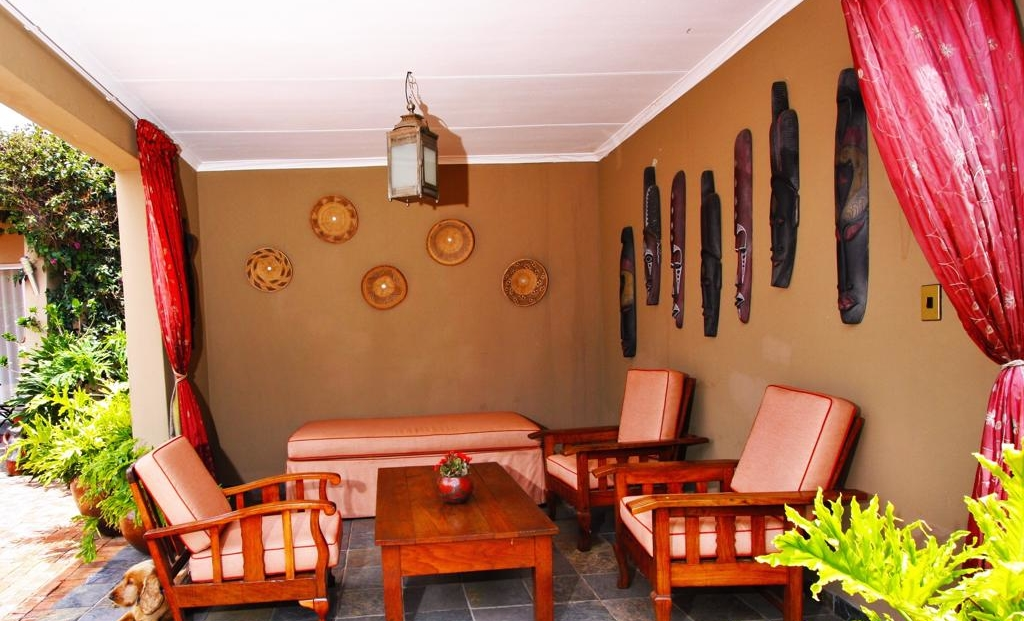 African Roots - lounge