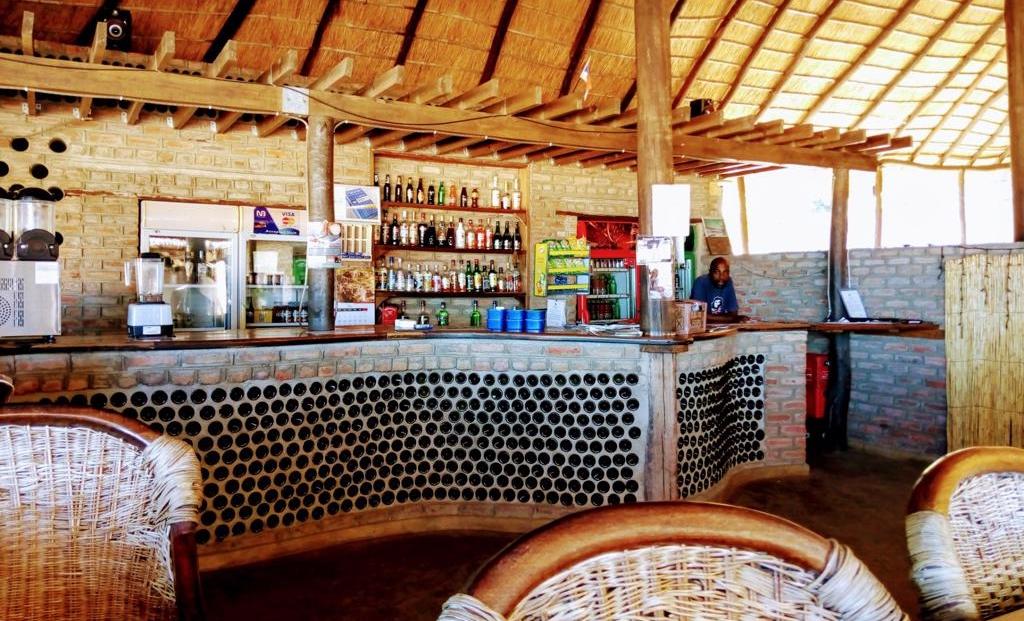 Chembe Eagles Nest - Bar