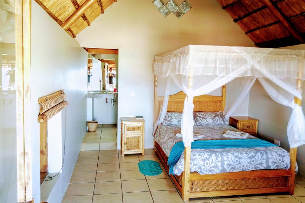 Chembe Eagles Nest - Slaapkamer
