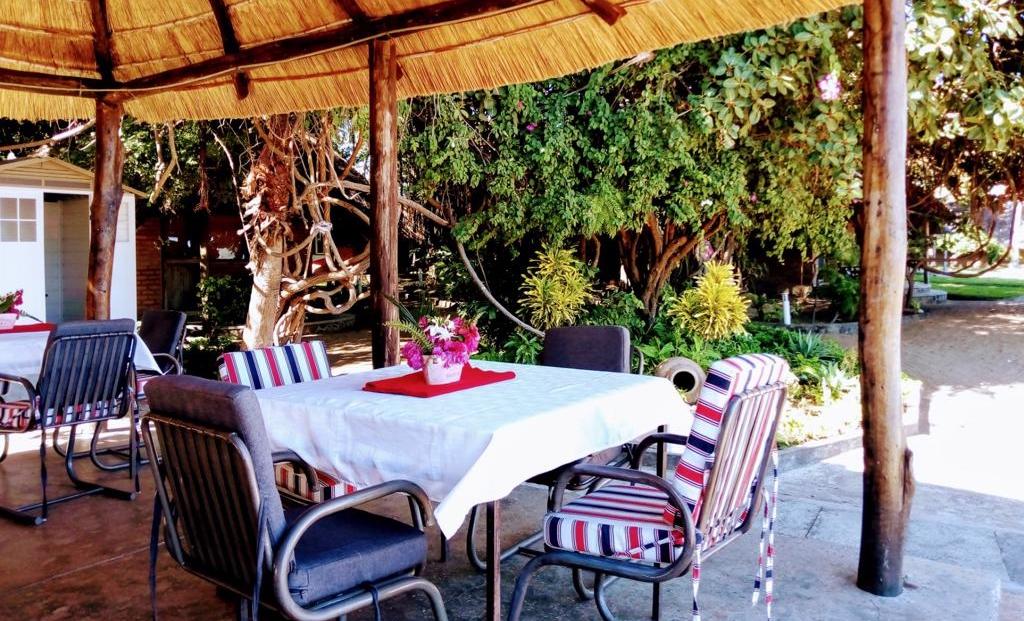 Chembe Eagles Nest - Restaurant