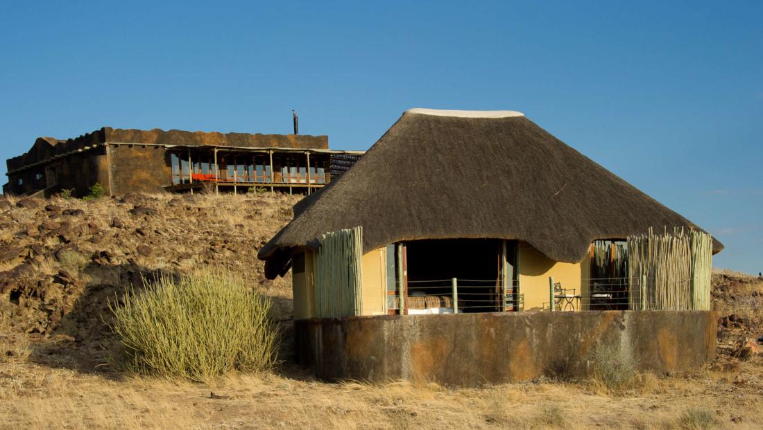 Doro Nawas - Huisjes met privacy