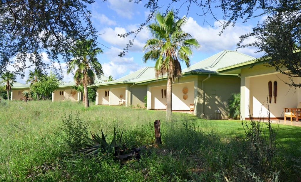 Erindi Old Traders Lodge - suites