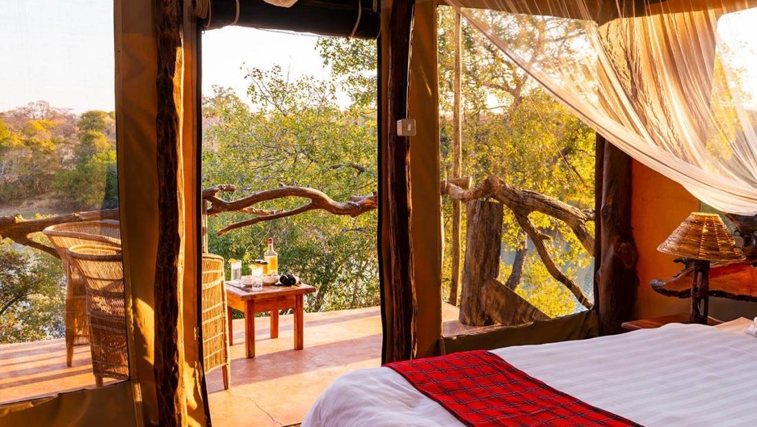 Fig Tree Bush Camp - slaapkamer