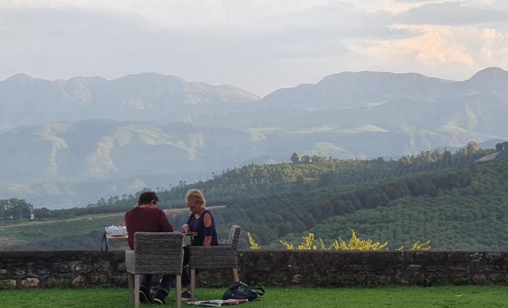 Kings Walden - prachtig uitzicht