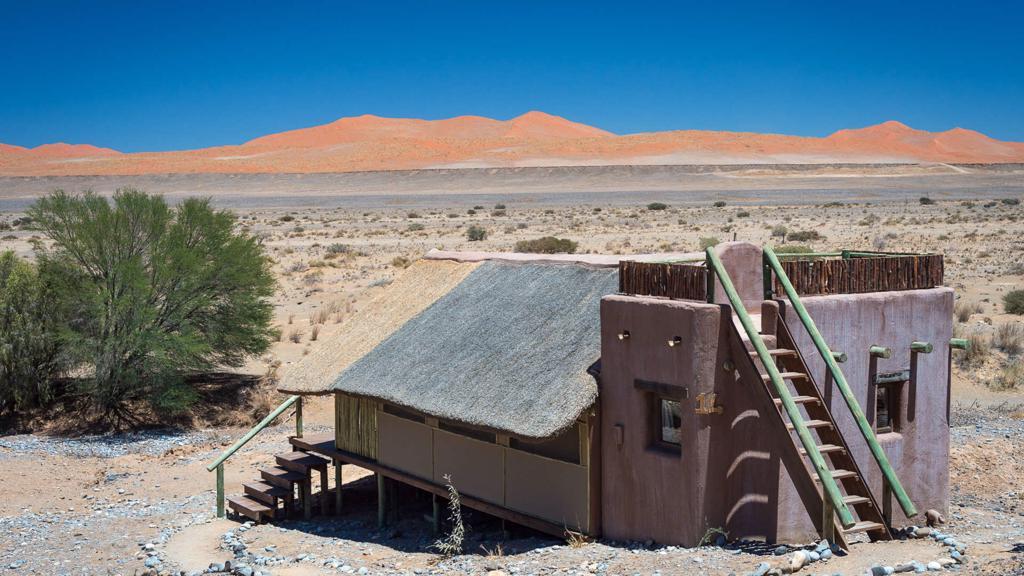 Kulala Desert Lodge - huisje