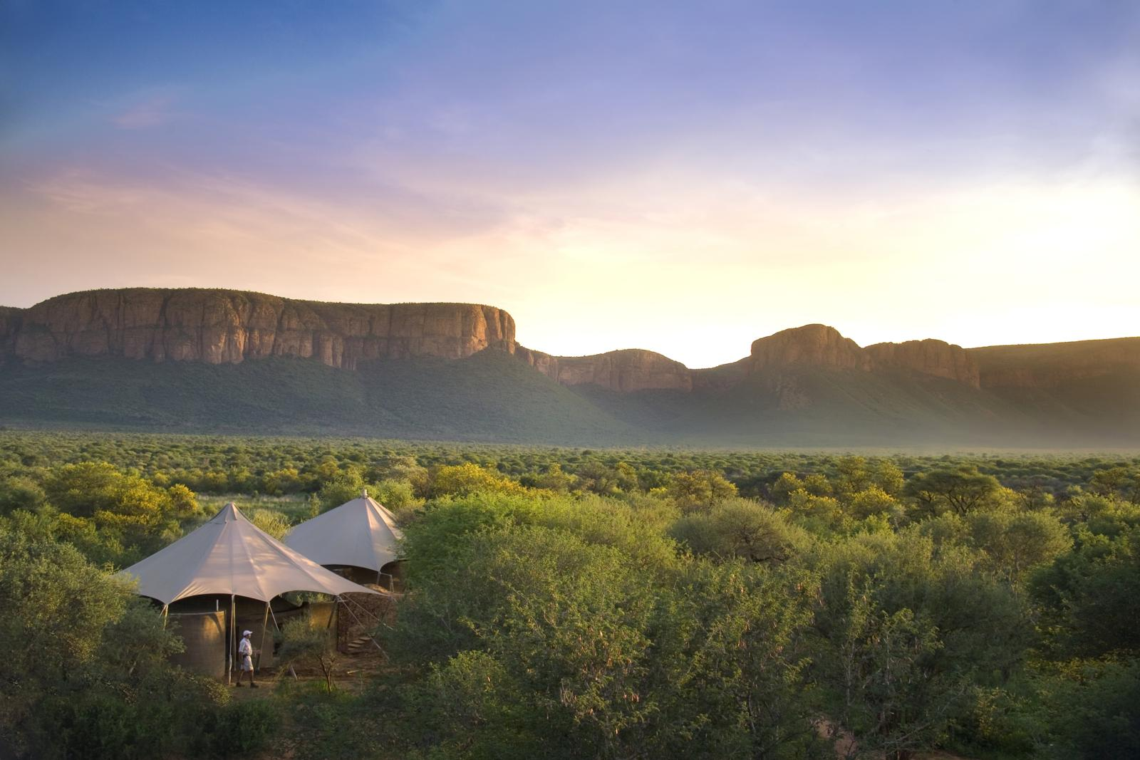 Safari reizen Zuid-Afrika - De indrukwekkende Waterbergen, enkele uren ten noorden van Johannesburg.