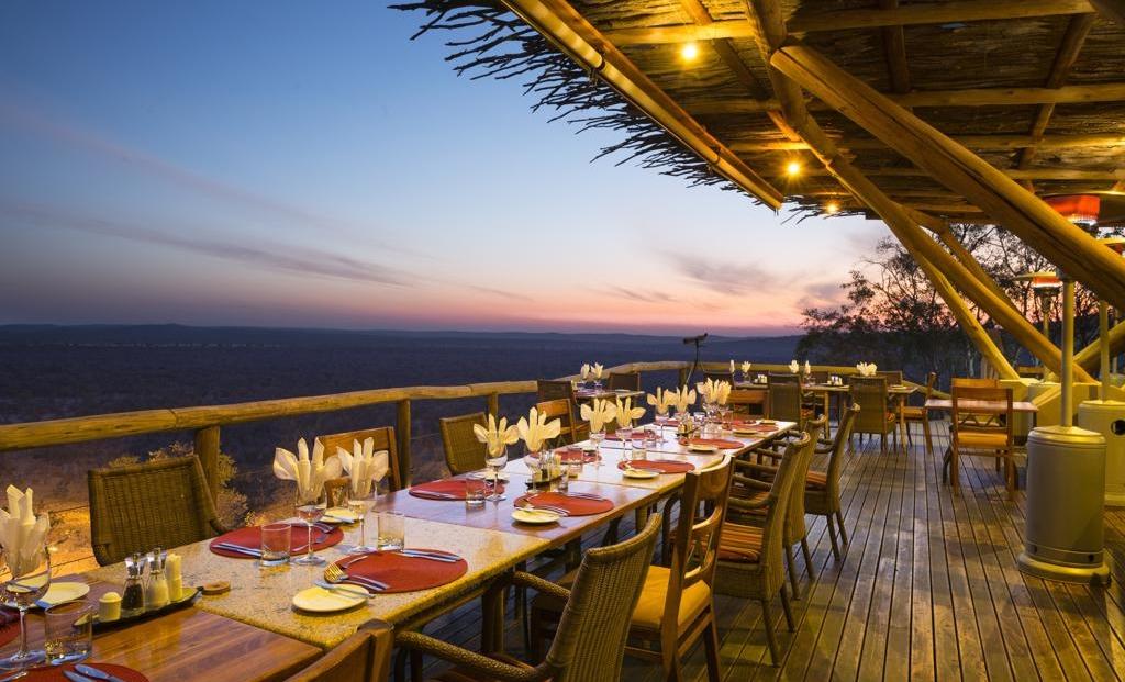 Ongava Lodge - restaurant