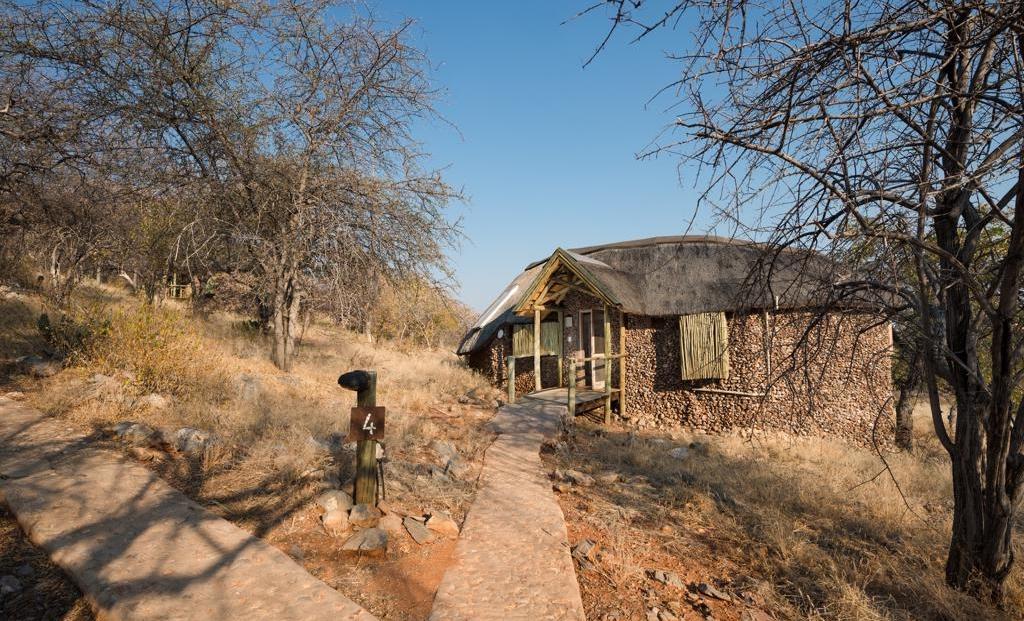 Ongava Lodge - huisje