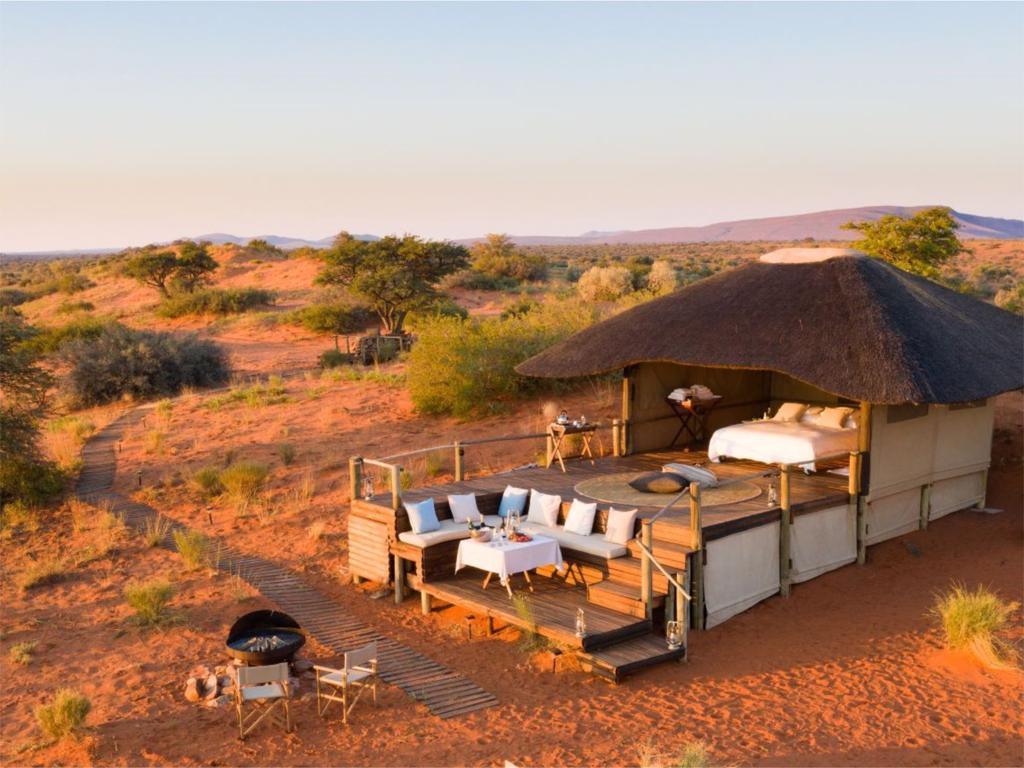 Luxe reizen Zuid-Afrika: Indrukwekkend verblijf ver van de begane paden bij Tswalu.