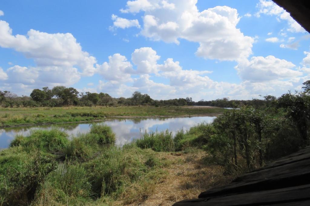 Zelf rijden in Kruger National Park - Uitzicht vanuit kijkhut