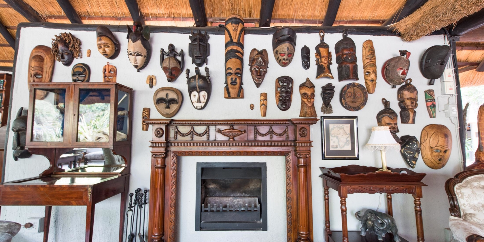 KwaMbili Lodge - Maskers
