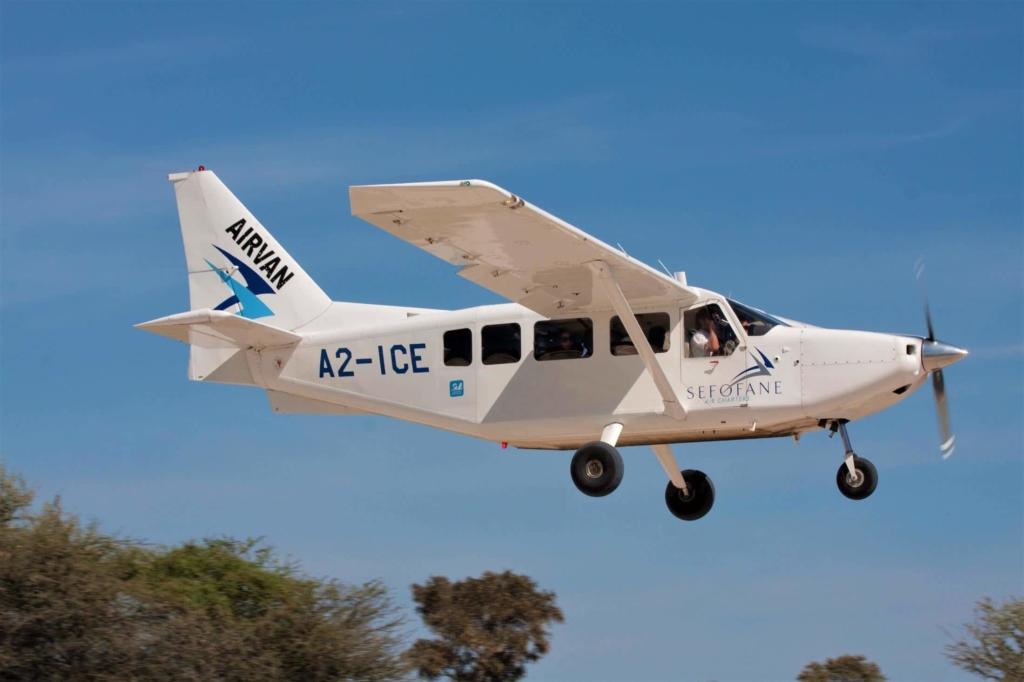 Okavango Delta - Fly-in safari Botswana
