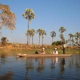 Rondreizen Botswana - Okavango Delta mokorotocht