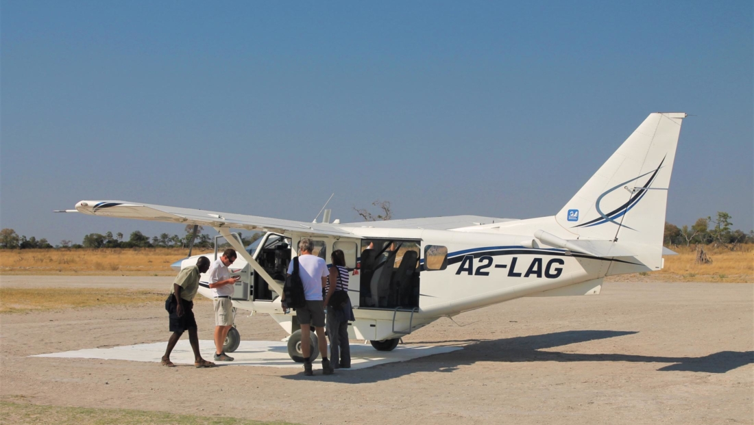 Okavango Delta - Fly-in safari