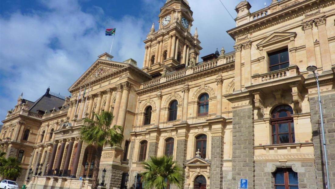 Kaapstad - Stadhuis