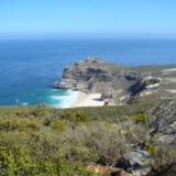 Kaapstad - Uitzicht vanaf Cape Point