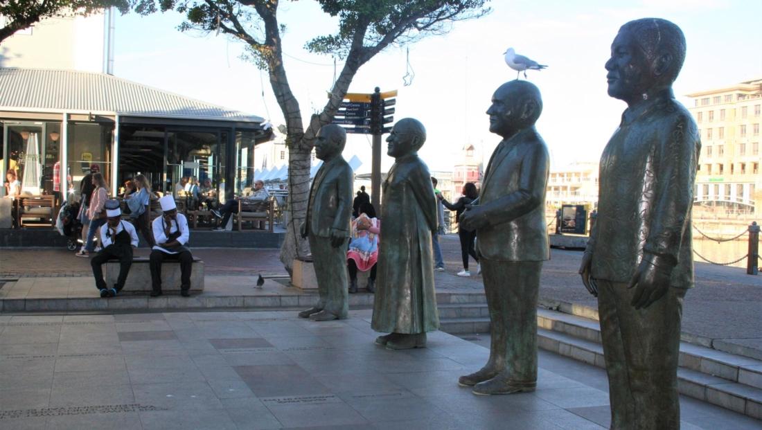 Kaapstad - Nobel Square