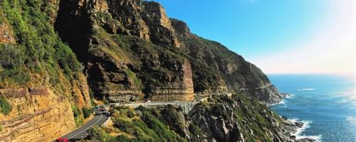 Kaapstad - Chapman's Peak Drive