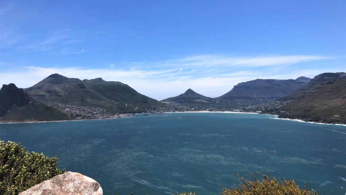 Kaapstad - Prachtig uitzicht