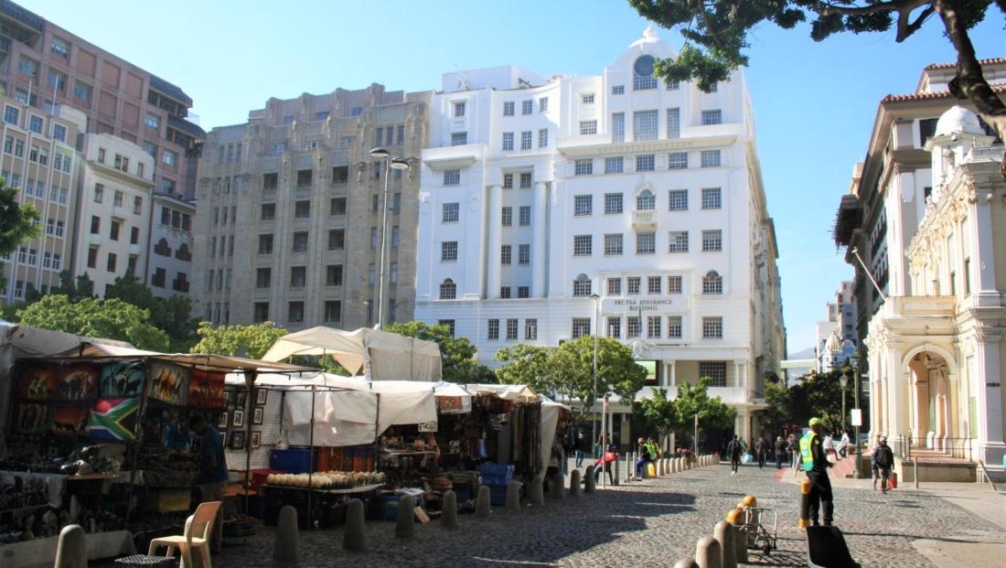 Kaapstad - Binnenstad