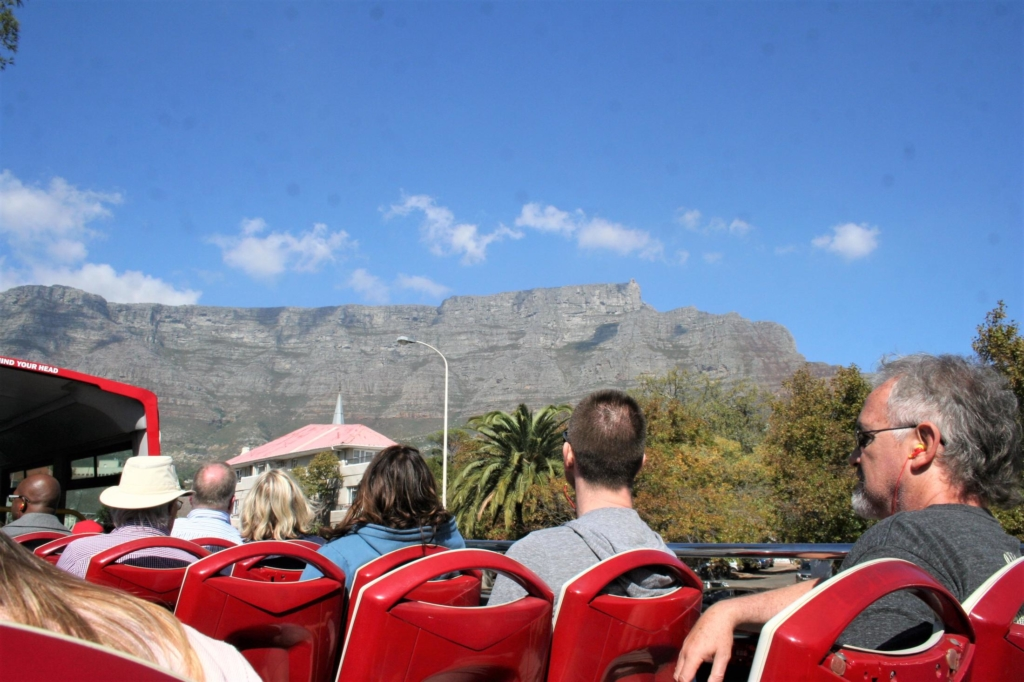 Kaapstad - Hop-on Hop-off bus