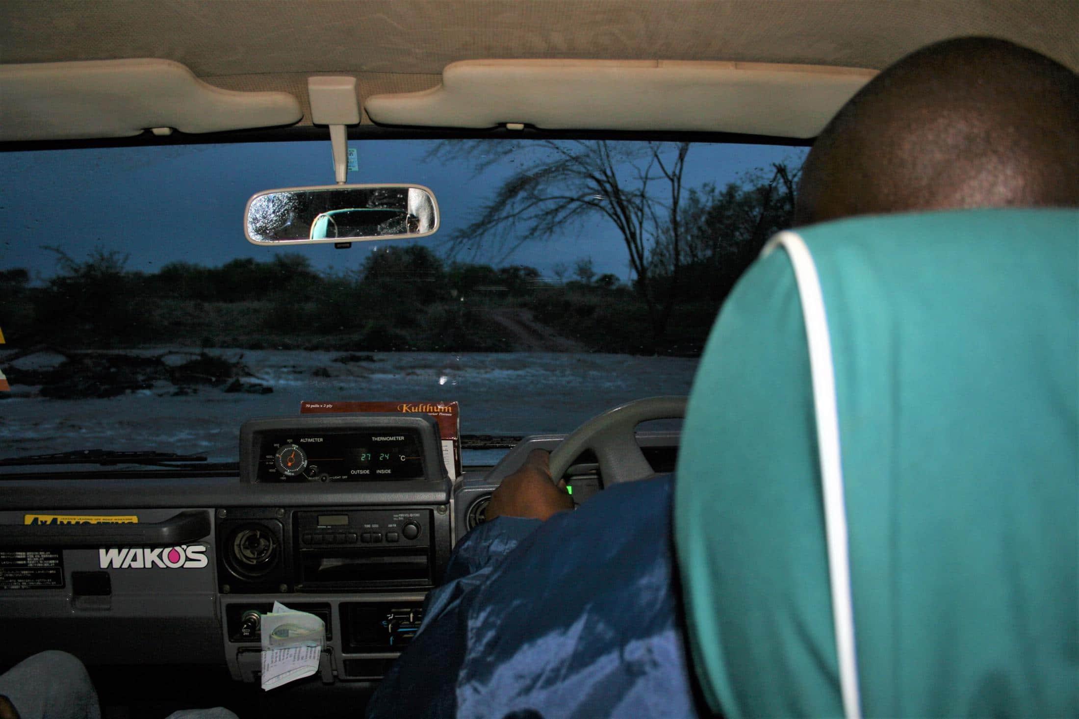 Fly-drive reizen Tanzania - Onbegaanbare wegen in Tanzania