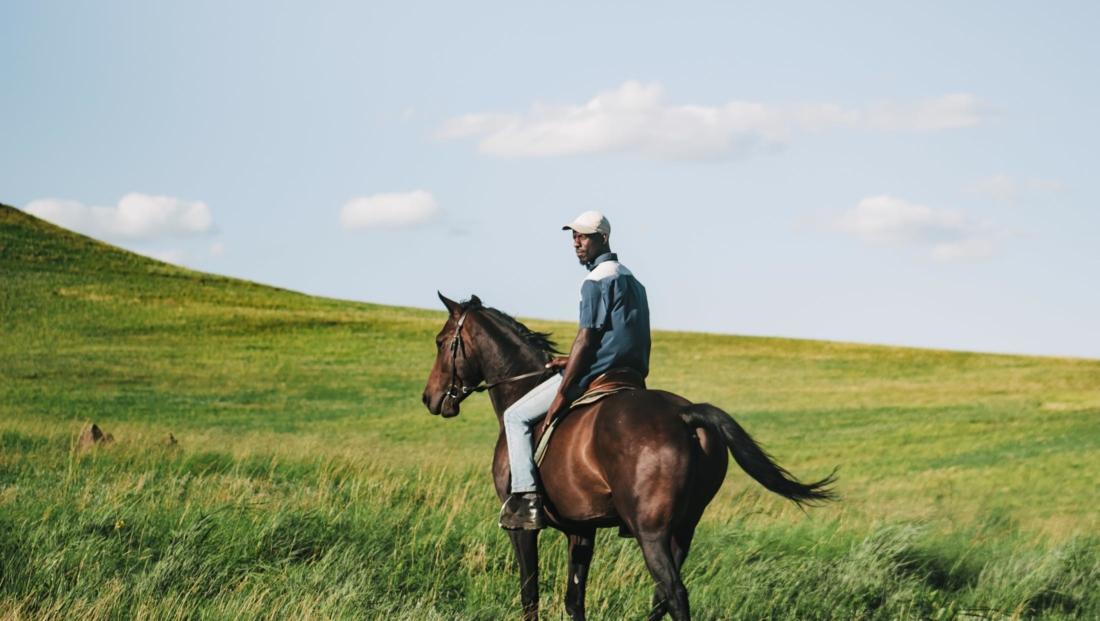 Montusi - Paardrijden met gids