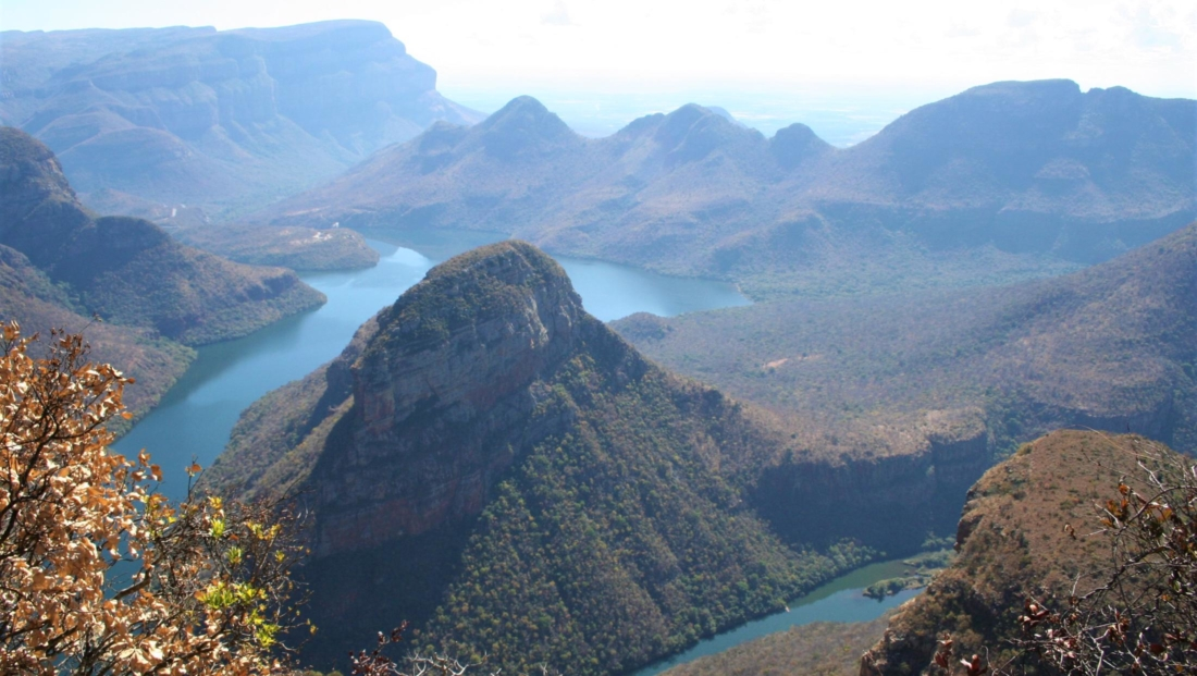Panoramaroute - Blyde Canyon