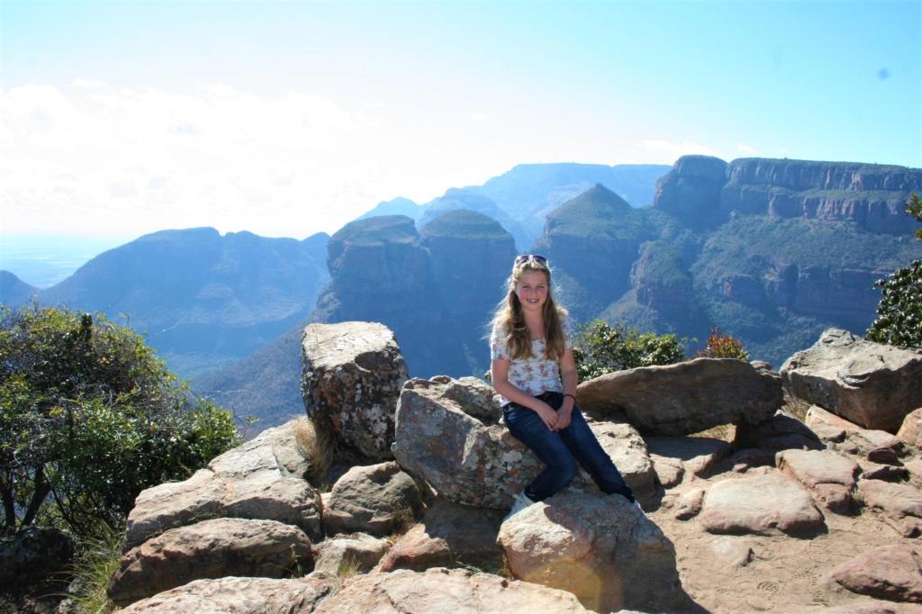 Activiteiten en excursies Zuid-Afrika - Panoramaroute, Three Rondavels