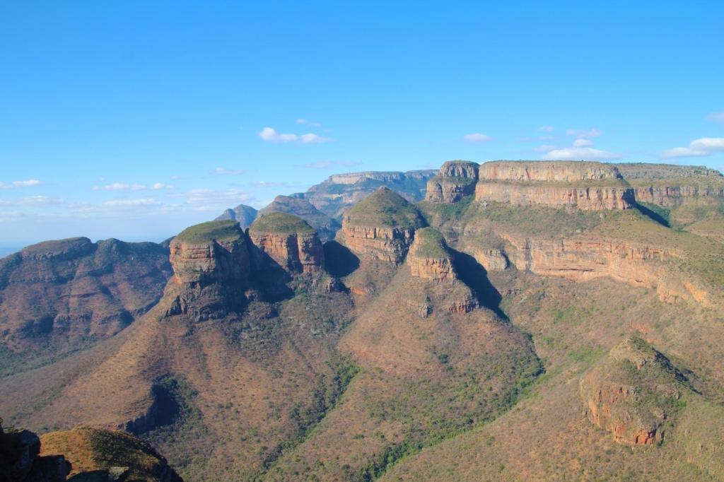 Bezienswaardigheden Zuid-Afrika - Panoramaroute - Three Rondavels