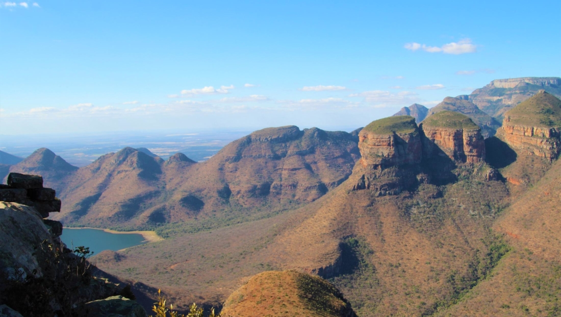 Panoramaroute - Three Rondavels Blyde River Canyon