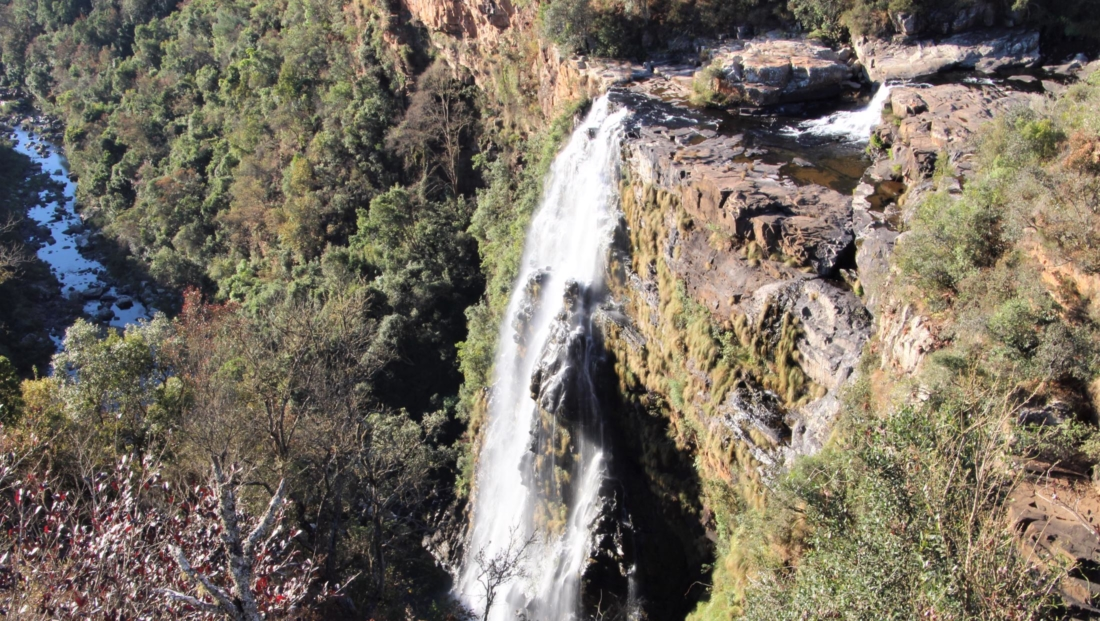 Panoramaroute - Waterval